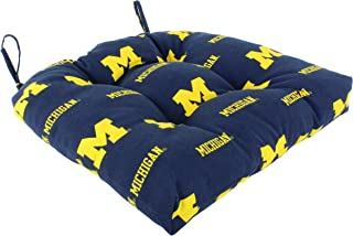College Covers Michigan Wolverines Indoor/Outdoor Seat Patio D Cushion, 20