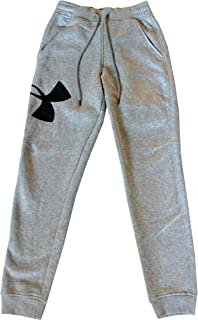 UA Rival Fleece Fitted Joggers