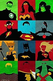 Best minimalist superhero prints Reviews