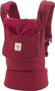 ERGObaby 基本款系列3种背法婴儿背带 红色