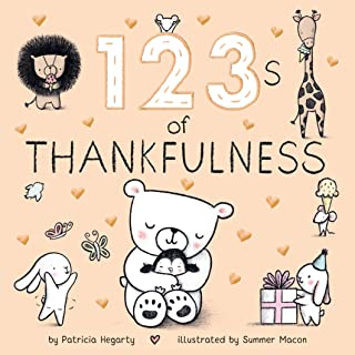 123s of Thankfulness