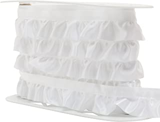 Wright Products Simplicity Ruffled Quilt Binding 1-7/8