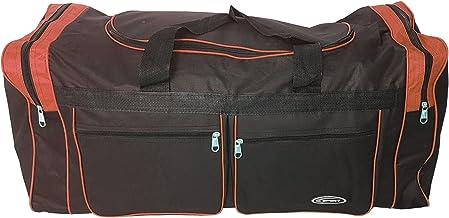 Deport Grote XL-tas, 80 liter, voor sportschool, reizen, kamperen en opslag, zeildoek, zeer robuust en waterdicht, voor da...