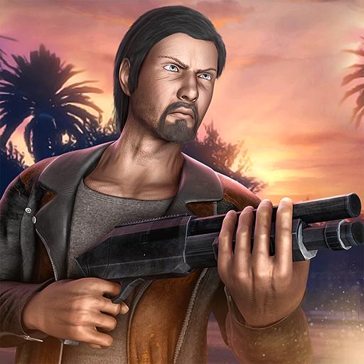 Miami Auto Theang Gangster Tuer le crime City Simulator 3D: Ganglands d'esprit criminel Hard Time Shooter Survival Mission Jeux d'aventure gratuit pour les enfants 2018