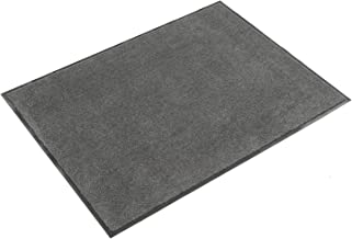 """product image for Apache Mills Plush Super Absorbent Mat, 36""""W X 72""""L, Charcoal"""