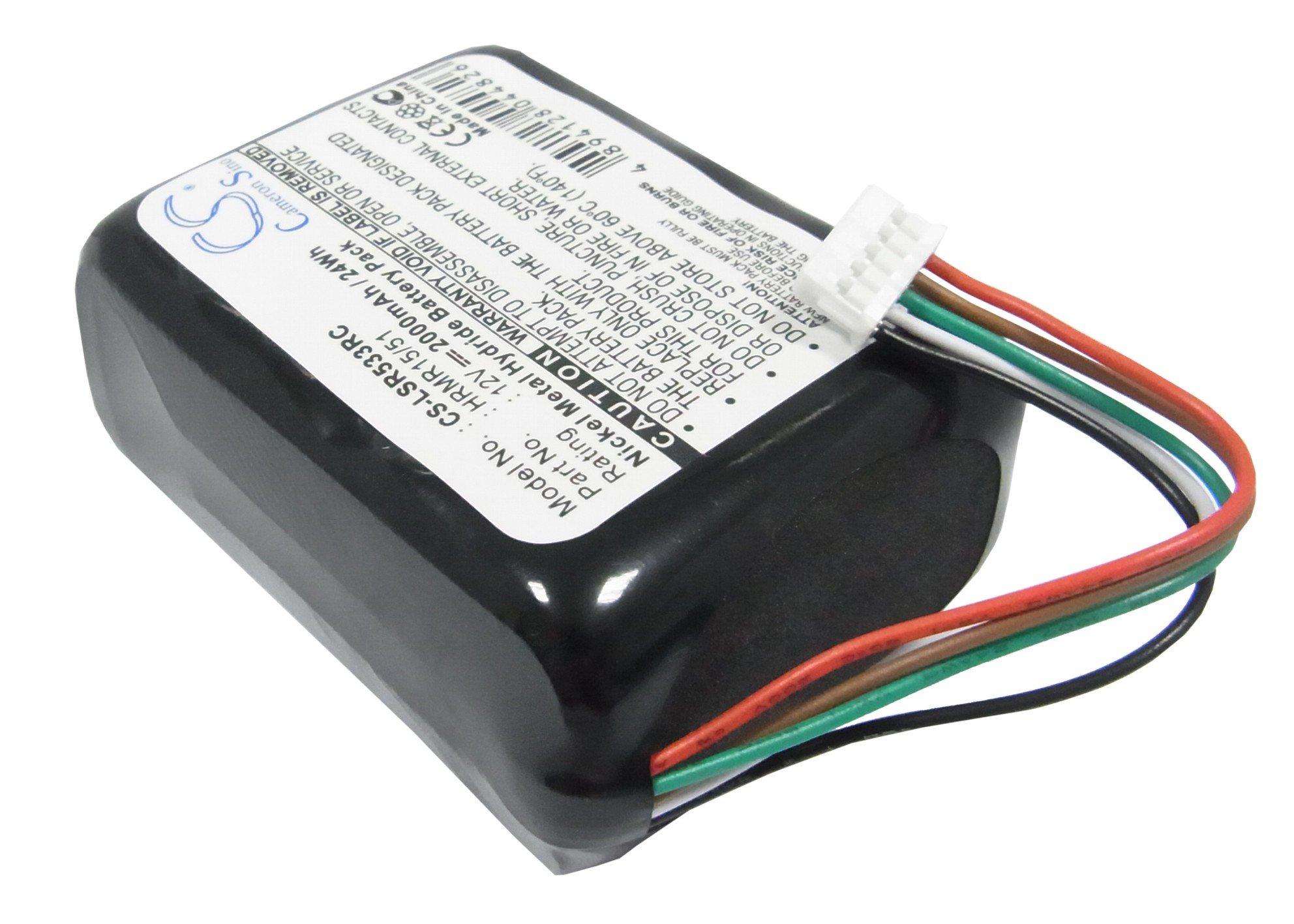 Bateria Para Logitech Squeezebox Radio