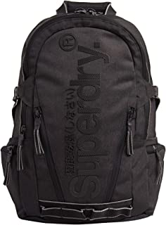 Superdry Men's Detroit Classic Tarp Carry-On Luggage