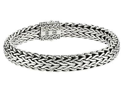 John Hardy Classic Chain Flat Chain Bracelet (Silver) Bracelet