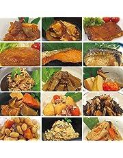uchipac レトルトおかず15品目セット 非常食・ギフト・無添加・無菌・常温保存 賞味期限 260日