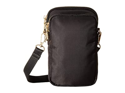 Sol and Selene Divide and Conquer (Black) Cross Body Handbags