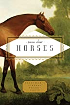 Poems About Horses (Everyman's Library Pocket Poets Series)