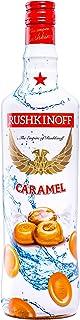 Vodka Rushkinoff Caramelo (18% Vol)