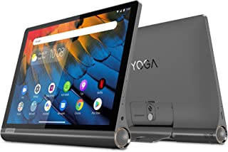 Lenovo Yoga Smart Tablet with The Google Assistant (10.1 inch, 4GB, 64GB, WiFi + 4G LTE), Iron Grey