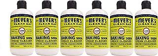 Mrs. Meyer's Baking Soda Cream Cleaner, Lemon Verbena, 12 OZ ((Pack - 2,Count,2)