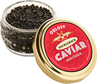 ORLOFF Hackleback American Caviar - 1.75 Ounce – Freshness GUARANTEED Overnight Delivery
