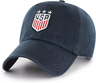 adcb9c04477281 OTS World Cup Soccer Adult Men's USSF Challenger Adjustable Hat