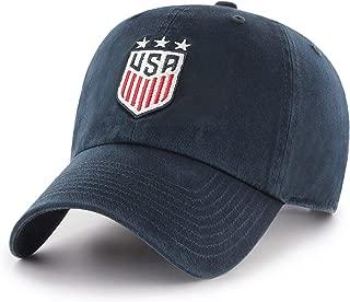 OTS World Cup Soccer U.S. Women's Soccer Team Men's Challenger Adjustable Hat, Star Logo, One Size