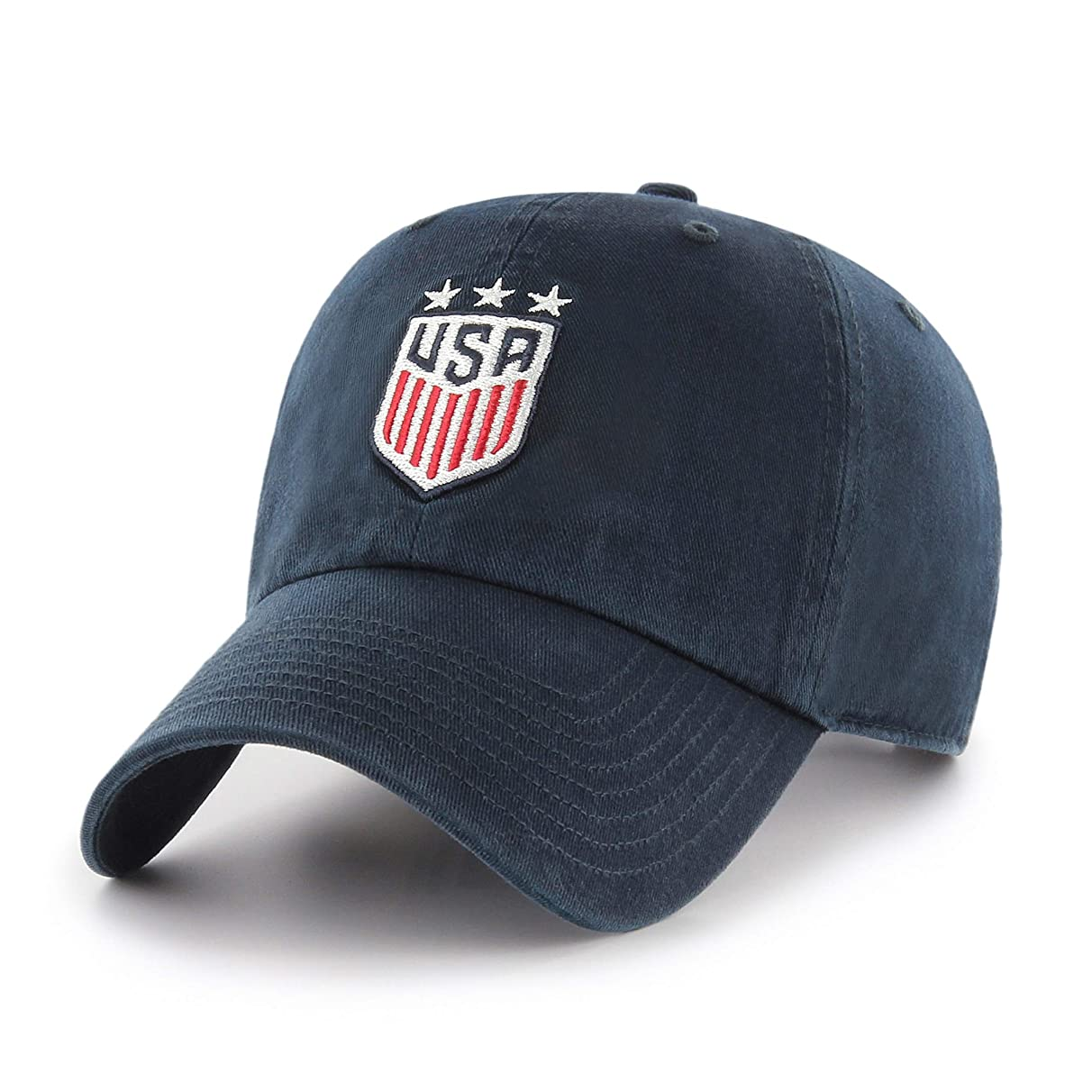 OTS World Cup Soccer Unisex-Adult USSF Challenger Adjustable Hat