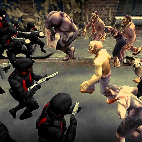 Battle Simulator: Counter Zombie