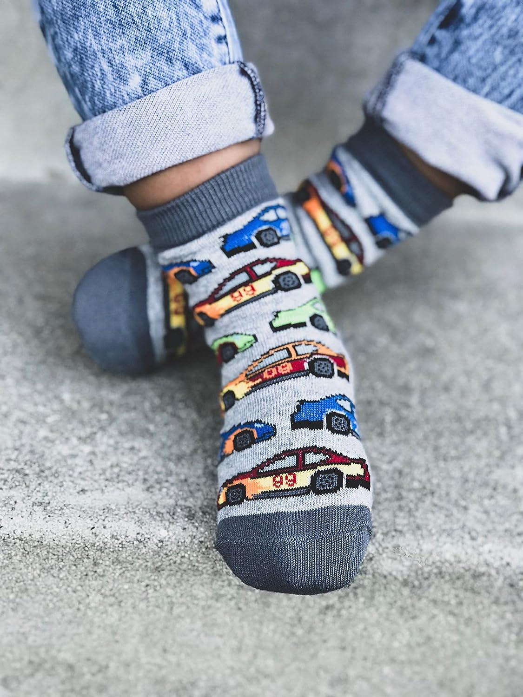 Jefferies Socks Little Boys' Triple Treat (Pack of 3)