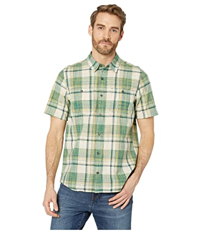 Toad&Co Smythy S/S Shirt (Duck Green) Men
