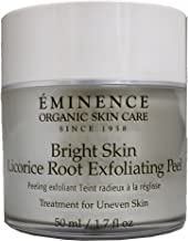 Eminence Bright Skin Licorice Root Exfoliating Peel, 1.7 Ounce