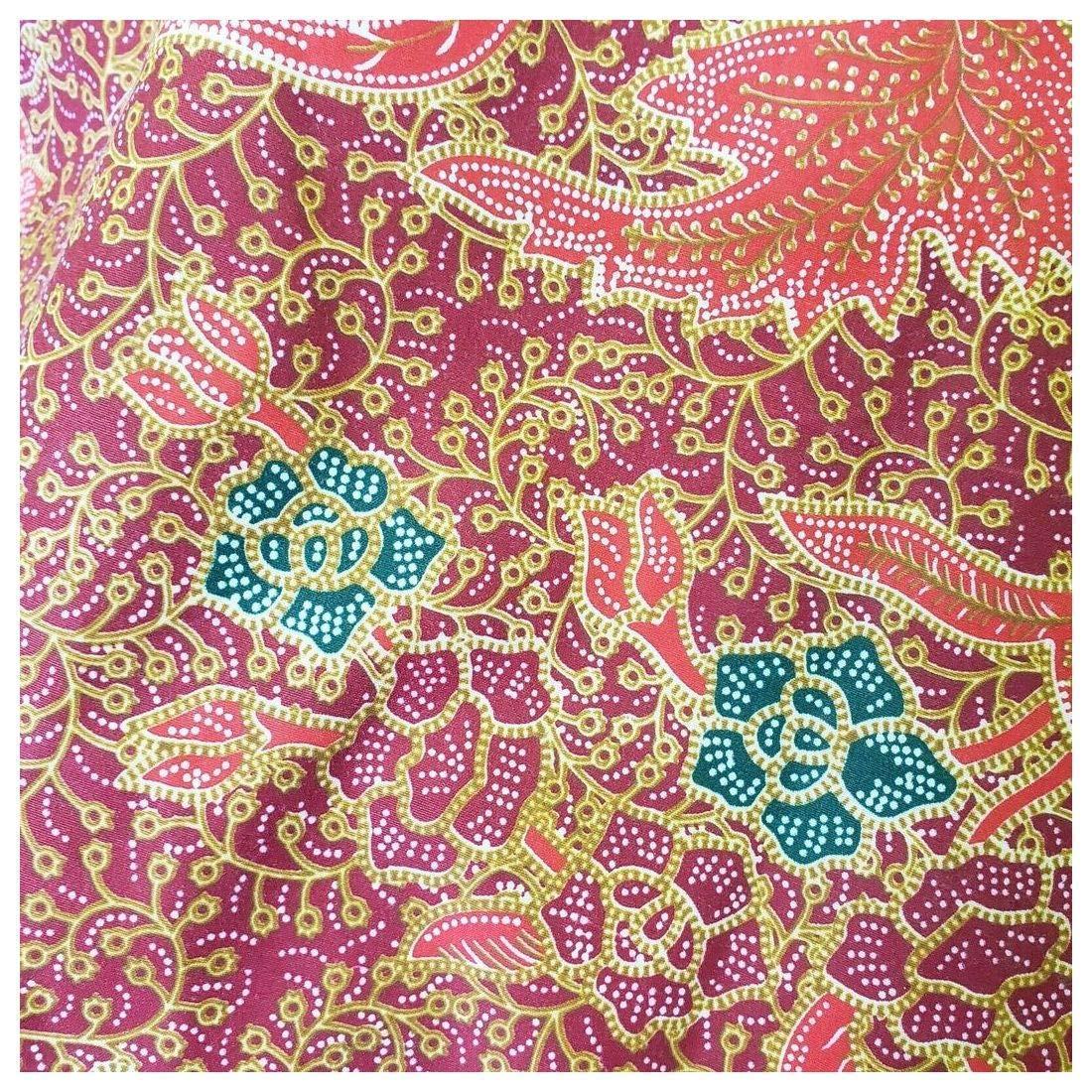 Amazon.com Fabric Kain Batik Sarung Malaysia/Indonesia Quilting ...