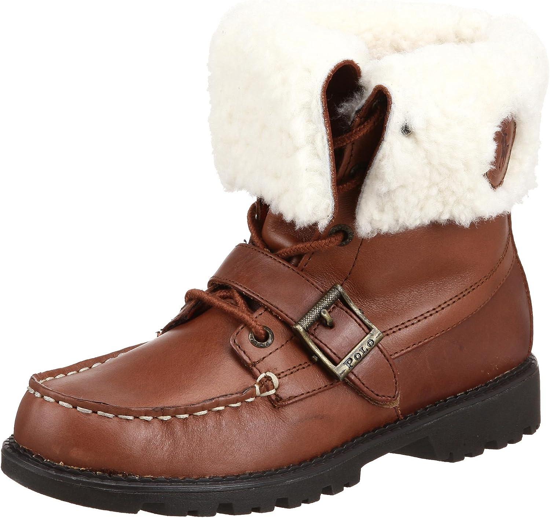 Polo by Ralph Lauren Ranger Ultra Hi Shearling Outdoor Boot (Toddler/Little Kid/Big Kid)