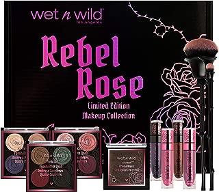 wet n wild Rebel Rose Makeup Collection Box Set