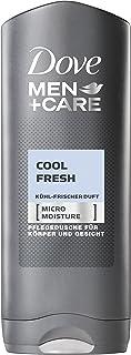 Dove Żel pod prysznic Men+Care Cool Fresh do ciała i twarzy, z technologią MicroMoisture Moisture 250 ml