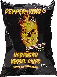 scharf XOX Pepper-King Habanero-Chili, 1er Pack 1 x 125 g