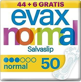 comprar comparacion EVAX Cottonlike protege slips normal caja 44 + 6 uds