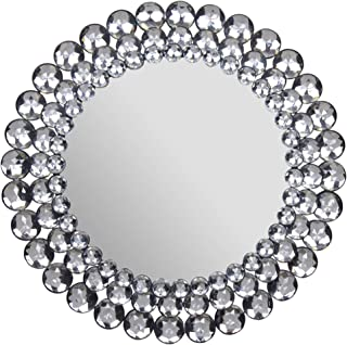 Everly Hart Collection Round Jeweled, 17