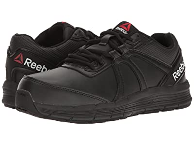 Reebok Work Guide Work Steel Toe (Black) Women