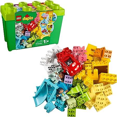3 Stones 2 Stud-Dark Green-Building Block Lego Duplo-Primo 2er