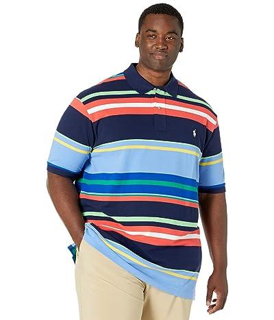 Polo Ralph Lauren Big & Tall Big Tall Striped Pocket T-Shirt