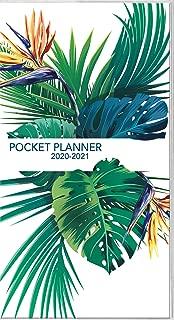Urban Tropical 2020 Pocket Planner