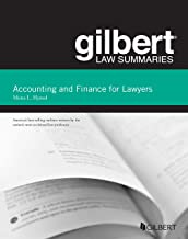 Gilbert Law Summaries on Accounting and Finance for Lawyers