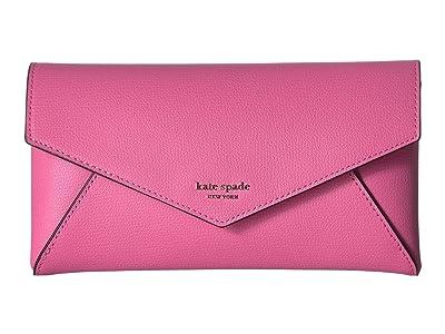 Kate Spade New York Chain Clutch (Hibiscus Tea) Clutch Handbags