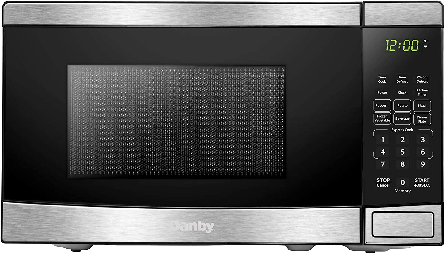 Danby DBMW0721BBS Cheap Stainless Steel Oven