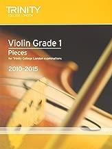 Violin Exam Pieces Grade 1 2010-2015 (score + Part) (Trinity Guildhall Violin Examination Pieces 2010-2015)