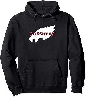 msd strong hoodie