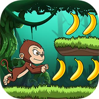 banana monkey run