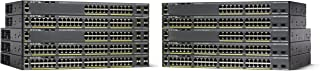 Cisco WS-C2960X-48FPD-L Catalyst 2960 X 48 Gige PoE Networking Device