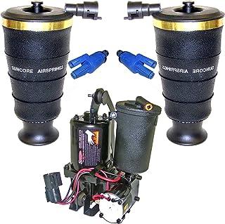 شامل سیستم تعلیق هوا Suncore 40F-15-R-KIT. کمپرسور کیسه های بهار هوای عقب سیستم تعلیق هوا Solenoids 2 Solenoids