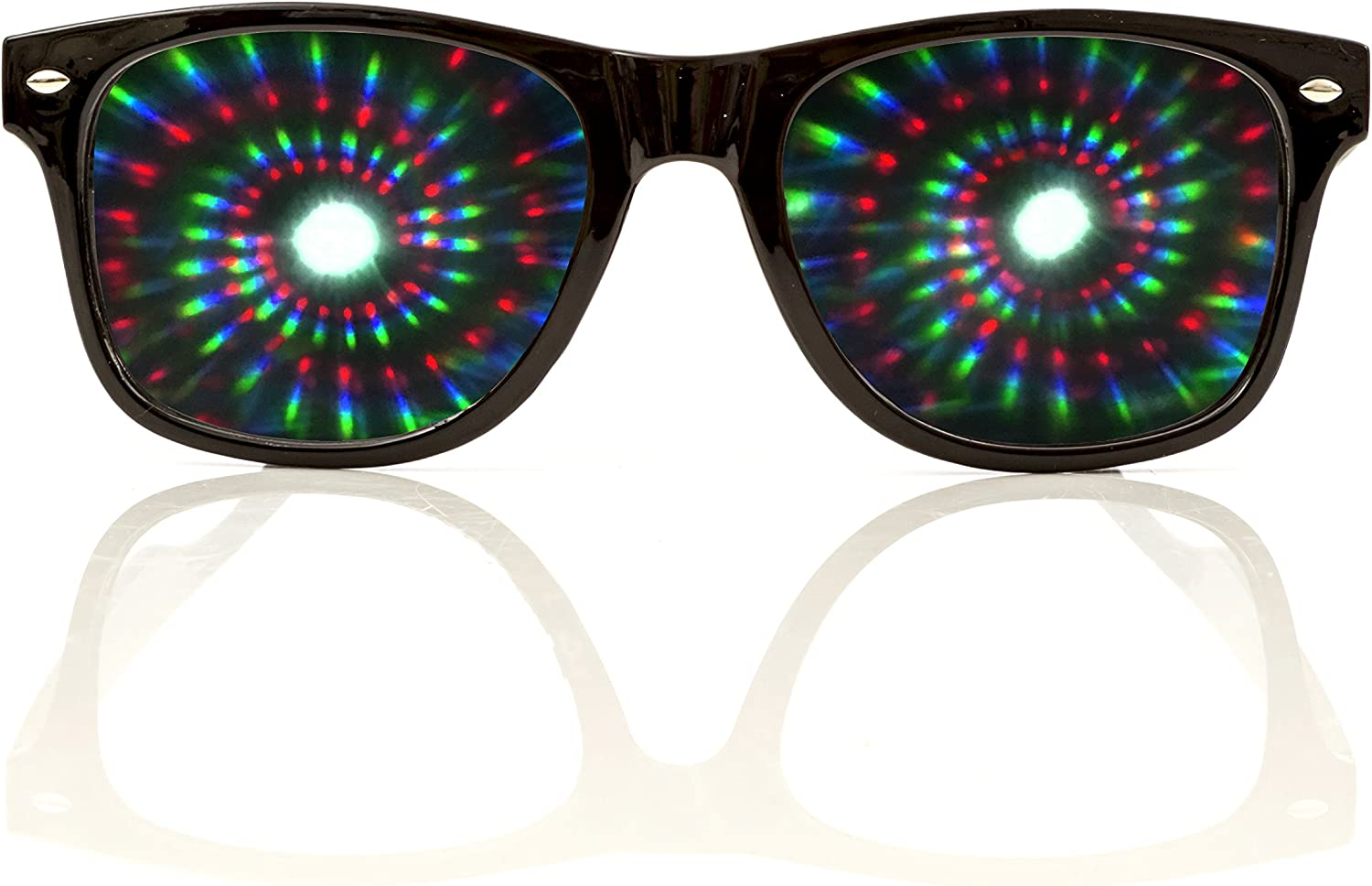 Spiral Diffraction Glasses Sale SALE% OFF - for Directly managed store Raves More Festivals and