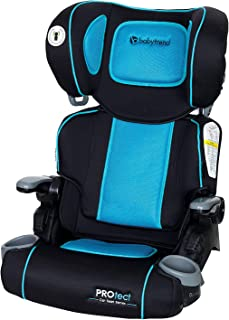 Baby Trend California Protect Car Seat Series Yumi Folding Booster Seat - Blue - HB38A36A