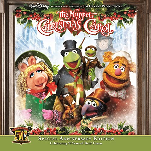 Muppet Christmas Carol Ghost Of Christmas Present.The Muppet Christmas Carol