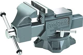 Pro-Grade 59115 Heavy Duty Swivel Bench Vise, 6