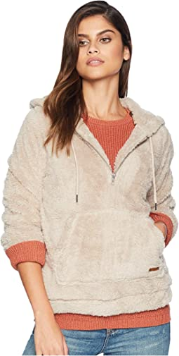 Cozy For Keeps Fleece Hoodie